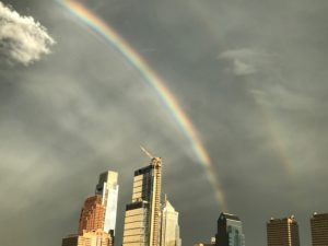 business writing and the pot of gold at the end of the rainblow